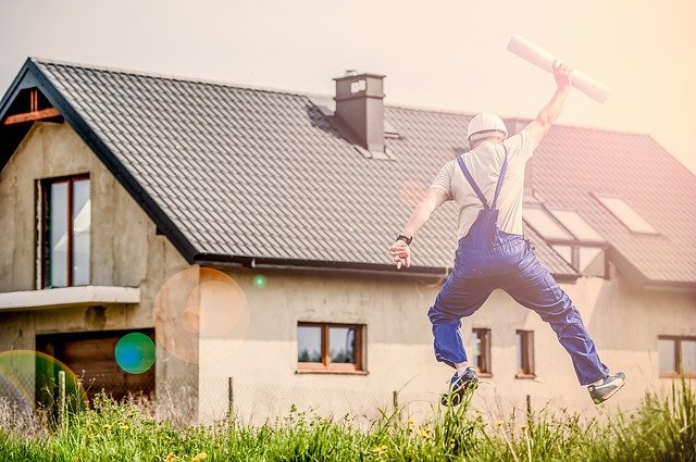 radost stavitele